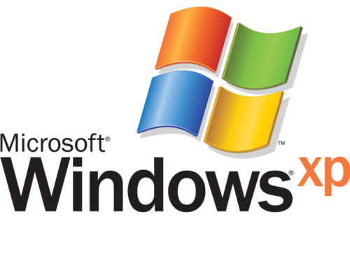As of April 8th, support ends for Windows XP